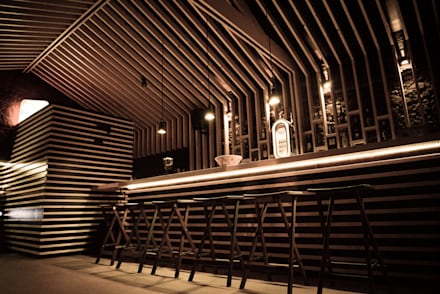Bars & clubs by SUCRRE atelier