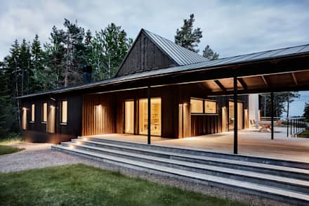 scandinavian Houses by Paul Marie Creation