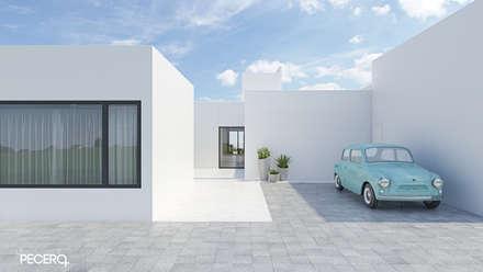 Single family home by La Pecera Estudio Creativo