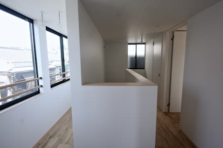3階サンルーム: 一級建築士事務所 Coo Planningが手掛けたサンルームです。