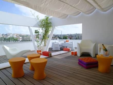 Roof terrace by IN PACTO