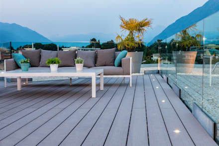 Terrace by REHAU Polska