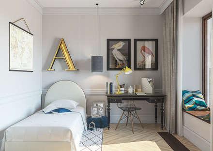 Boys Bedroom by Татьяна Аверкина