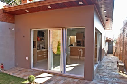 uPVC windows by canatelli arquitetura e design