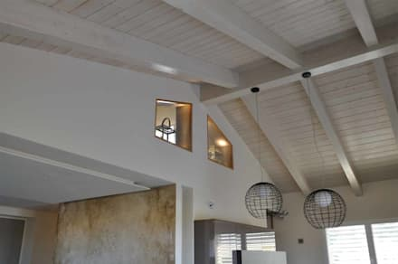 سقف جمالون تنفيذ Bima Progetti