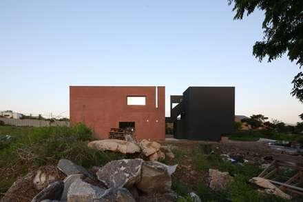 지산발트 하우스 지우: 인문학적인집짓기의  일세대용 주택