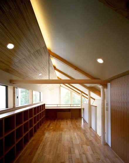 ห้องนอนเด็ก by 西島正樹/プライム一級建築士事務所