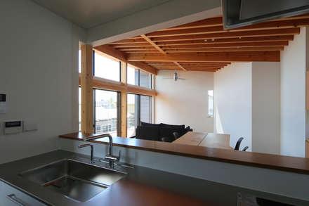 Dapur built in by 西島正樹/プライム一級建築士事務所