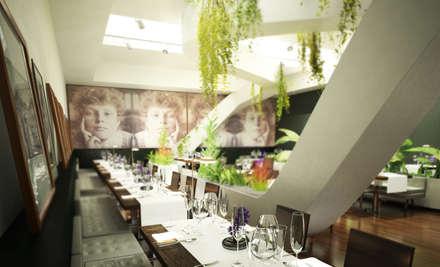 Varie - Lavori in corso: Sala da pranzo in stile in stile Eclettico di Studio Bennardi - Architettura & Design
