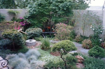 JOFFE: asian Garden by Japanese Garden Concepts