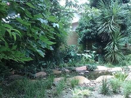 MILLER: eclectic Garden by Japanese Garden Concepts