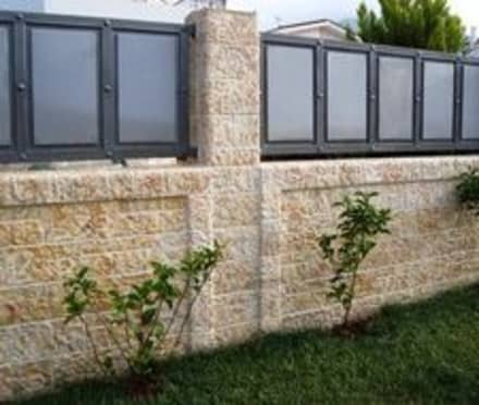 Walls by Tepostone South Africa