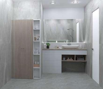 Liberty: Ванные комнаты в . Автор – Buro19.1