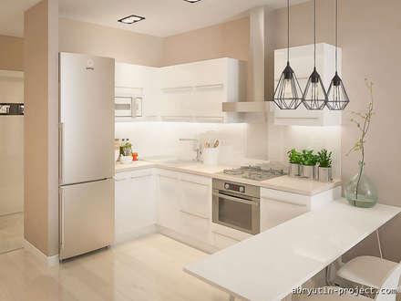 Módulos de cocina de estilo  de Abryutin Project