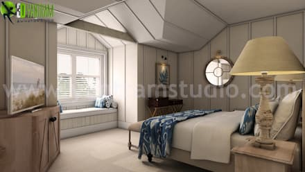 Bedroom Design Ideas Pictures And Inspiration By Yantram Interior Firms San Francisco
