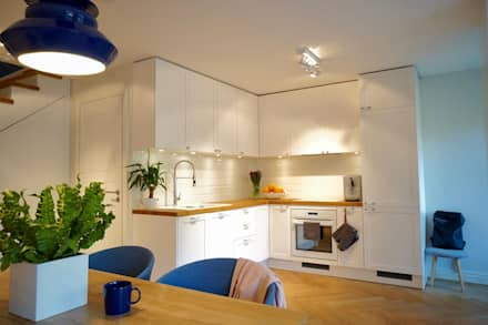 Built-in kitchens by Baltic Design Shop