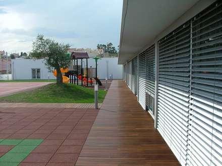 Recreio: Pavimentos  por João Oliveira, arquitecto