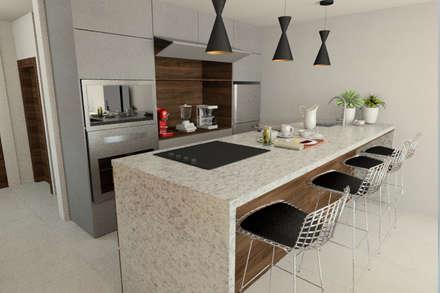 Cucinino in stile  di eleganty