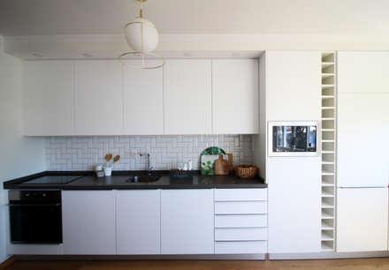 scandinavian Kitchen by Rima Design