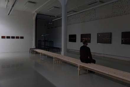 Salones de eventos de estilo  por Thomas Dellys