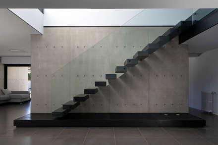 Escadas  por Mano de santo - Equipo de Arquitectura