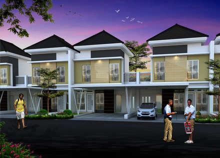 Terrace house by Ikhwan desain