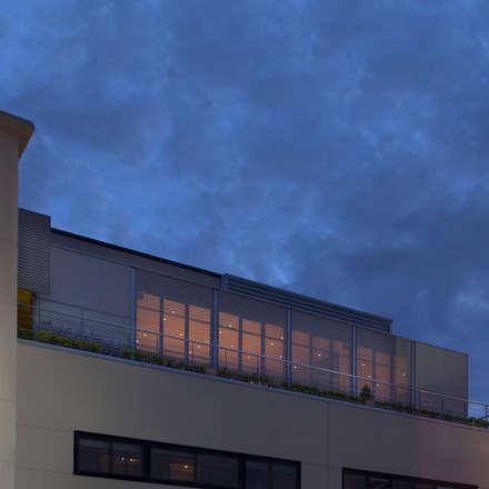 Bungalow by Mano de santo - Equipo de Arquitectura