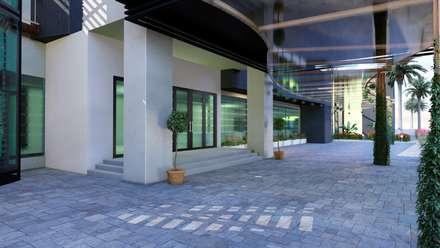 Nơi tổ chức sự kiện by BUILD ARQUITECTURA