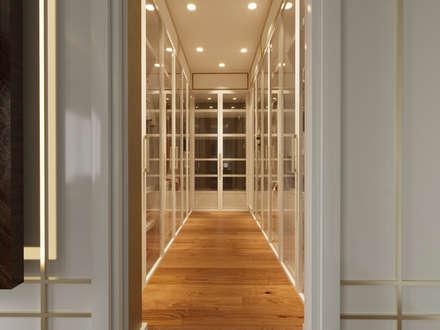 Closets de estilo  por Nuevo Tasarım