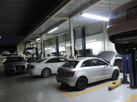 Car Dealerships by COMERCIALIZADORA BIOILUMINACIÓN SA DE CV
