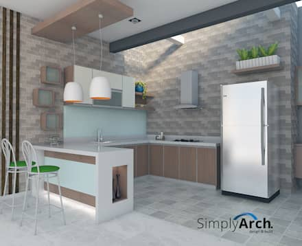 :  Dapur by Simply Arch.