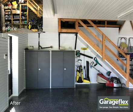 Double Garage by Garageflex