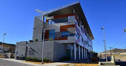 Stairs by Dintel arquitectura y construcción