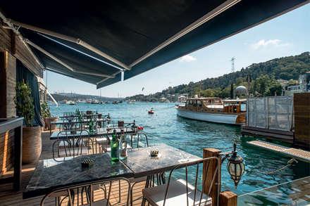 Restoran by ADG İç ve Dış Tiç.
