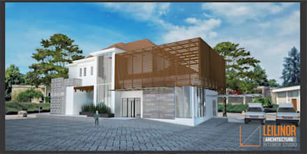 คลินิก by CV Leilinor Architect