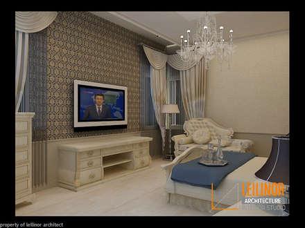 Morrocan Style Interior:  Kamar Tidur by CV Leilinor Architect