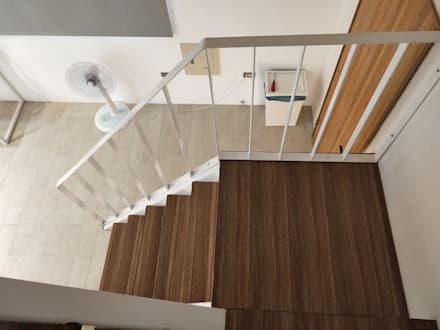 Stairs by 喬克諾空間設計