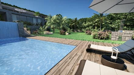 Infinity pool by studiosagitair