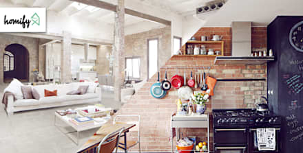 Built-in kitchens by PABLO GARCIA