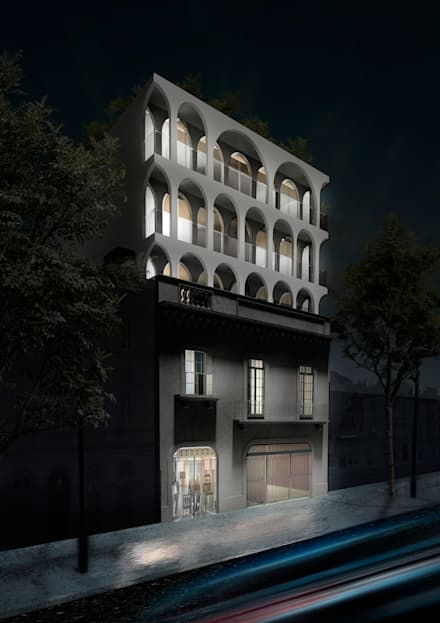 Terrace house by RA!