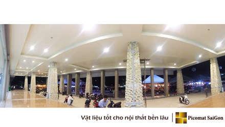 Telhados  por Picomat Sài Gòn