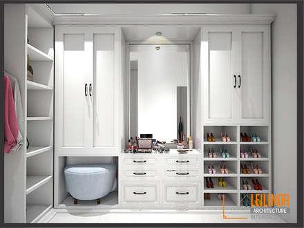 classic Dressing room by CV Leilinor Architect