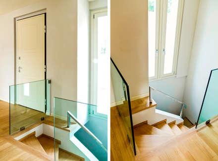 Stairs by ALMA Architettura | Mario Pan | Alessandro Pezzotti