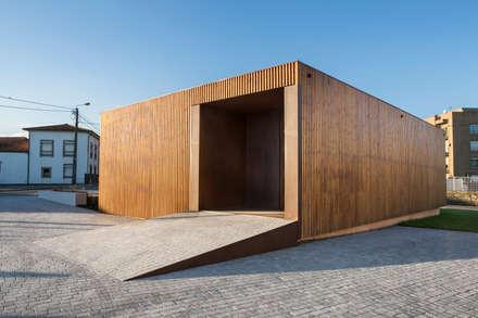 Museos de estilo  por Banema S.A.