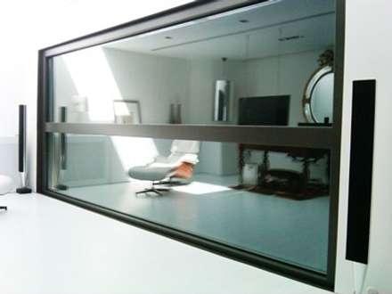 Retiro penthouse: Terrazas de estilo  de Studioapart