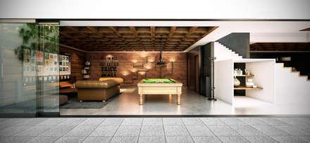 أجهزة إلكترونية تنفيذ Stuen Arquitectos