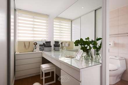 ห้องแต่งตัว by 層層室內裝修設計有限公司
