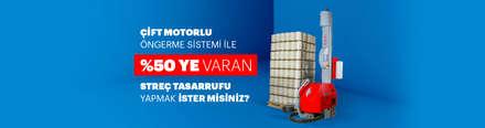 مراكز تسوق/ مولات تنفيذ Odaksan Mühendislik A.Ş.