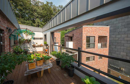 country Garden by HBA-rchitects