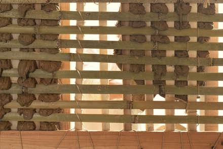 กำแพง by 水野設計室